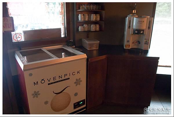 台北.中山國中站 - 值回票價的商業午餐 - 烤嗜院 - 莫凡比(MOVENPICK)冰淇淋吃到飽
