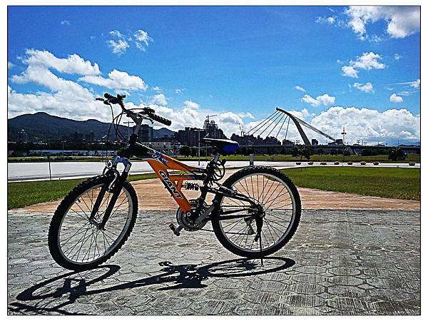 2012/07/20 單車行→大佳河濱公園