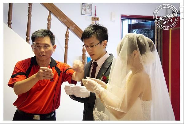 不入流婚攝 - 小邵&麵包 婚宴 at 蘆洲典華