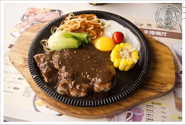 「杭州」兩岸咖啡旗下 - 卡卡與國王 西餐牛排 - 卡卡牛排套餐