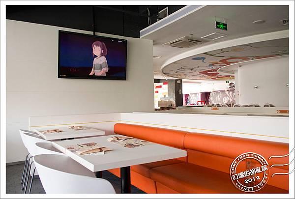 「杭州」兩岸咖啡旗下 - 卡卡與國王 西餐牛排 - 卡通播放
