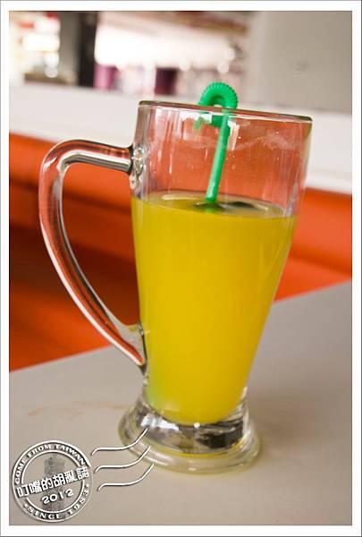 「杭州」兩岸咖啡旗下 - 卡卡與國王 西餐牛排 - 金桔檸檬汁