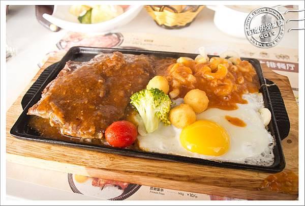 「杭州」兩岸咖啡旗下 - 卡卡與國王 西餐牛排 - 國王牛排套餐