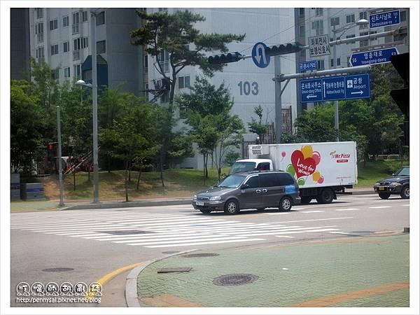 韓國之旅-仁川街景.JPG