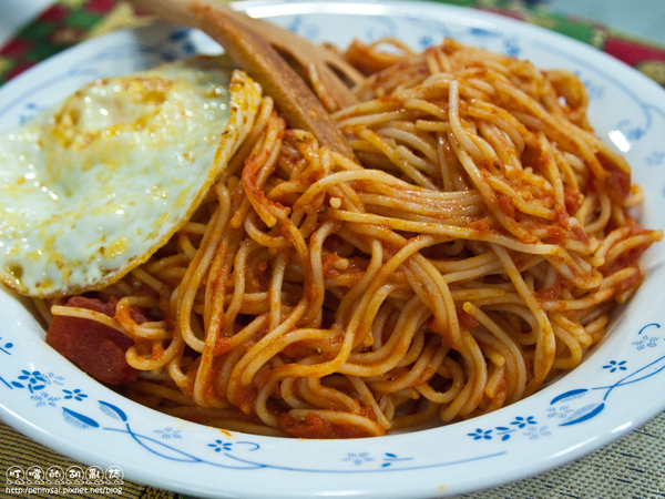 煮義大利麵6