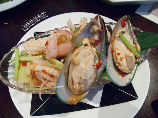 華國飯店T1泰式料理-海鮮沙拉1.jpg