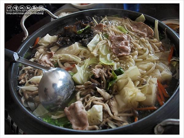 韓國之旅-Day1中餐-火鍋.JPG