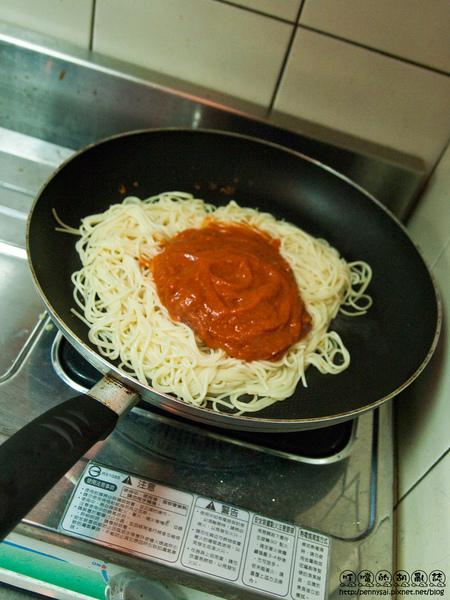 煮義大利麵3