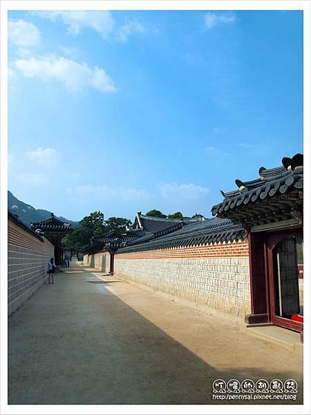 韓國之旅-景福宮內園1.JPG