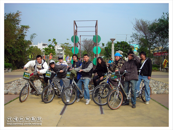 台中后豐鐵馬道-騎腳踏車