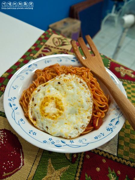 煮義大利麵5