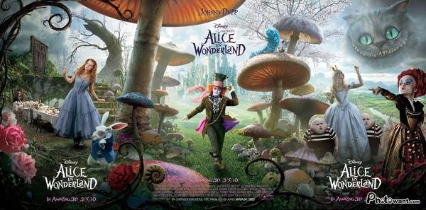 魔境夢遊(Alice in Wonderland)海報.jpg