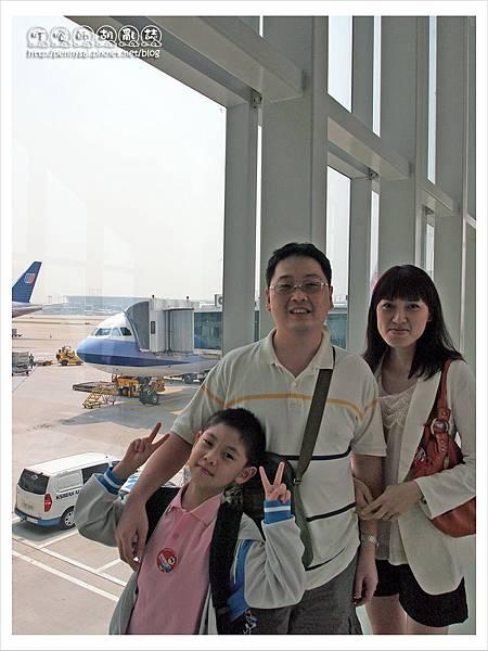 韓國之旅-一家三口.JPG