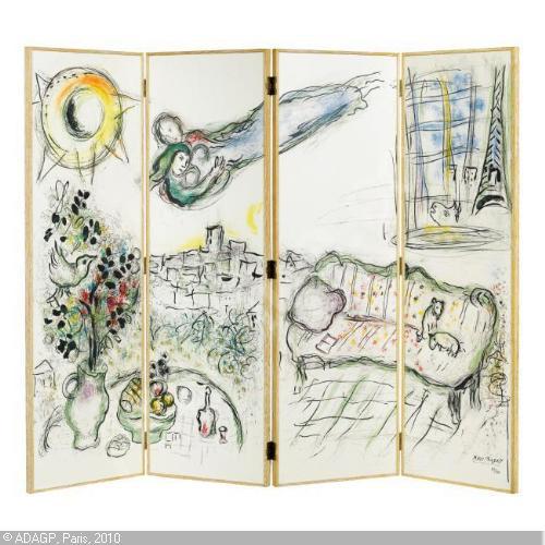 Marc Chagall - Paravent 2 (夏卡爾 - 屏風).jpg