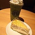 星巴巴-黑芝麻抹茶奶霜星冰樂&法式千層薄餅1.jpg
