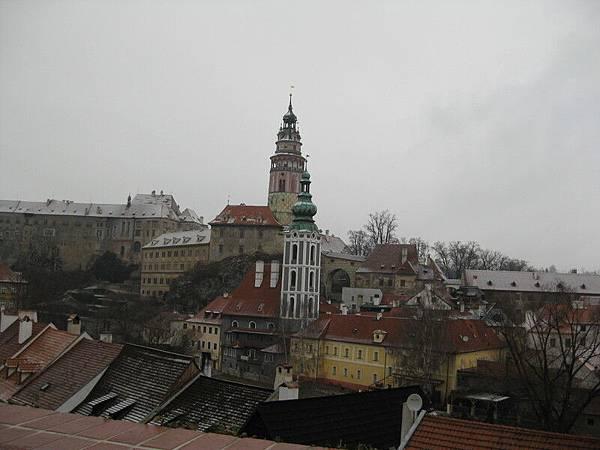 庫倫洛夫....美麗的小鎮