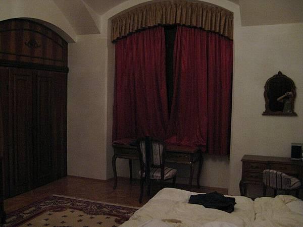 像城堡的房間
