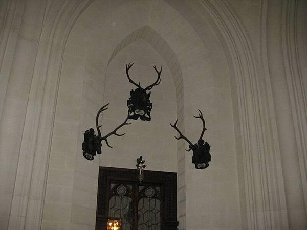 城堡主的獵物
