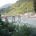 下龜山橋..維修中