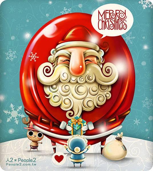 聖誕節賀卡(Christmas Cards)1