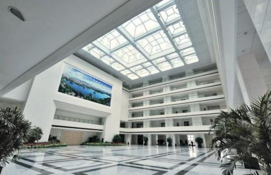 豪華政府大樓