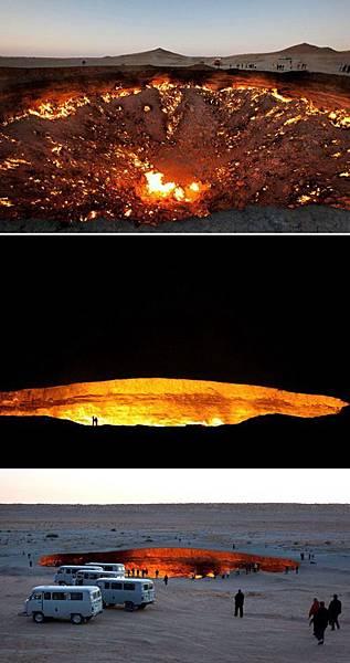 土庫曼斯坦地獄之門