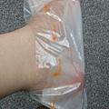 足膜完整的包覆雙腳