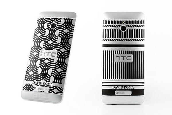HTC的David Koma時尚限量珍藏版
