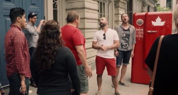 'O Canada' 唱國歌 請你喝啤酒