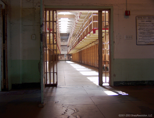 惡魔島監獄