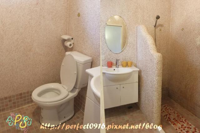 浴室四人房1