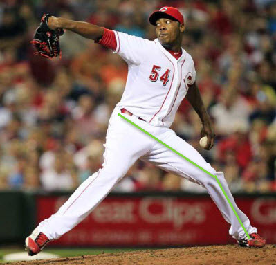 chapman-nearing-completion-of-back-leg-drive