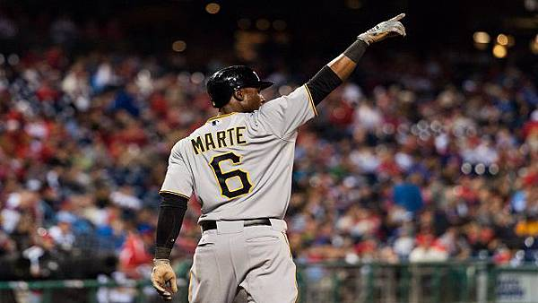 Starling-Marte's-Hot-Bat-Helps-Pittsburgh-Pirates-Win