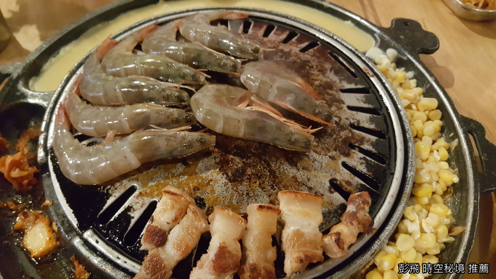 新北市蘆洲-韓吉吉韓國風味汽油桶燒肉店