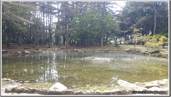 福壽山農場-天池-『達觀亭』
