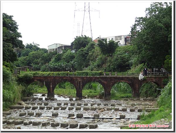 《大平紅橋》【桃園‧龍潭美景】