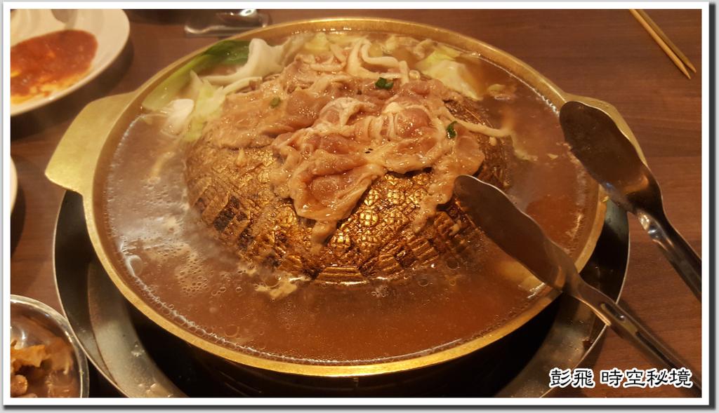 桃園‧大江購物中心【高麗園韓國銅盤烤肉】吃到飽