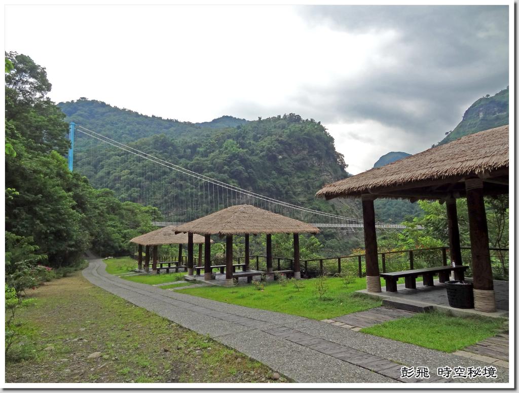 《達娜伊谷自然生態保育公園》《嘉義美景》阿里山鄉的世外秘境~