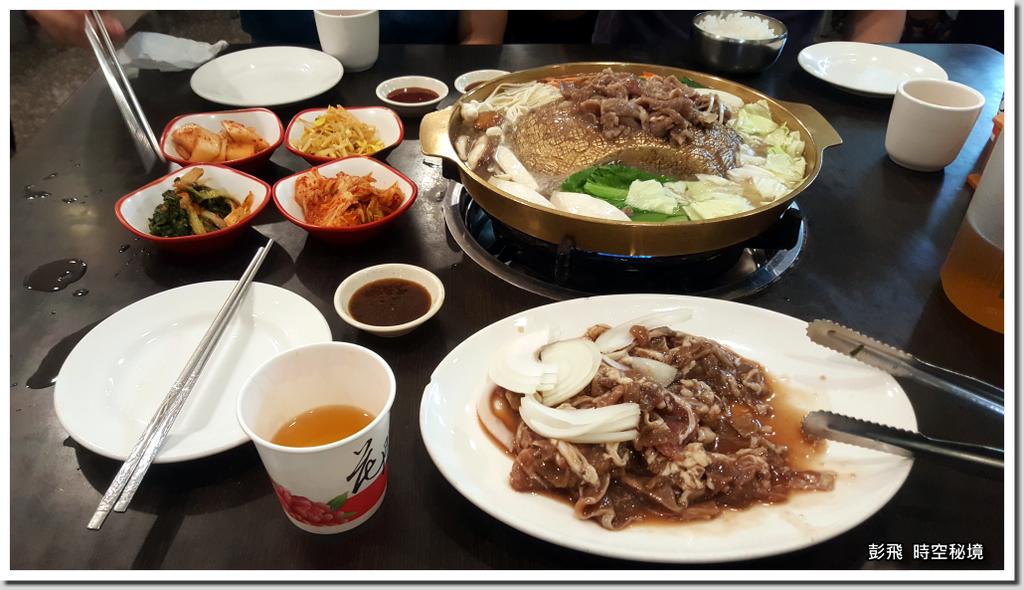 《朱蒙韓式料理》【新北‧蘆洲美食】