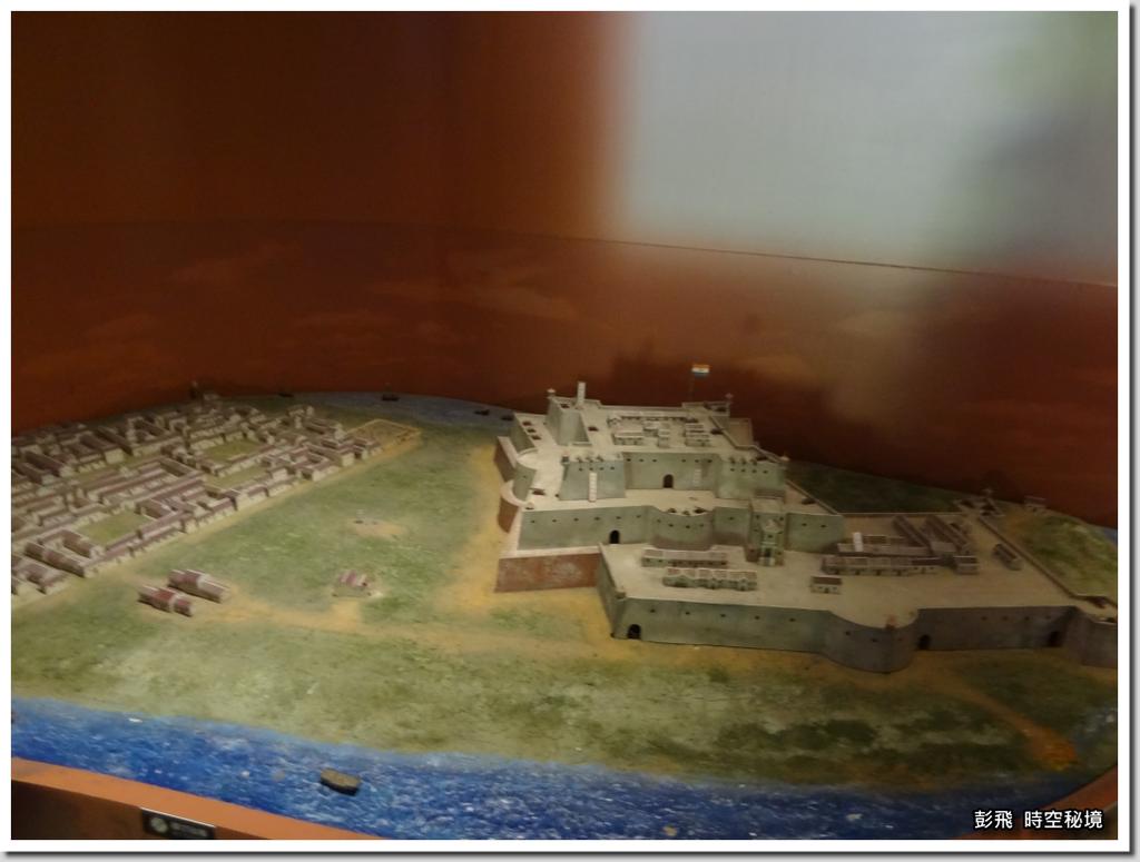 《熱蘭遮城博物館》【台南必遊景點】