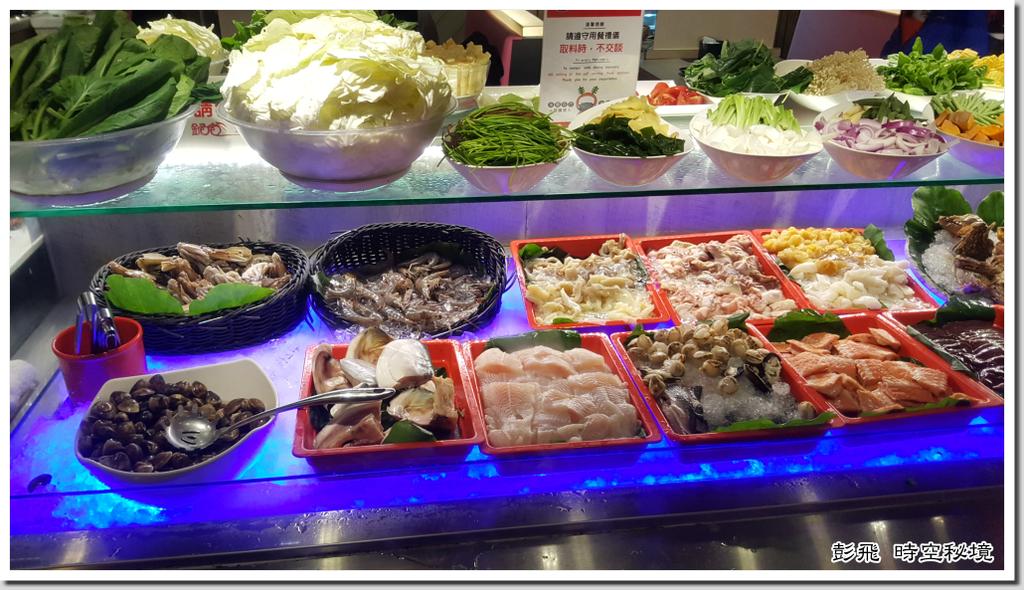 《鍋爸涮涮鍋-西門店》【台北西門町美食】海鮮類