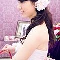 粉嫩大飛燕組花