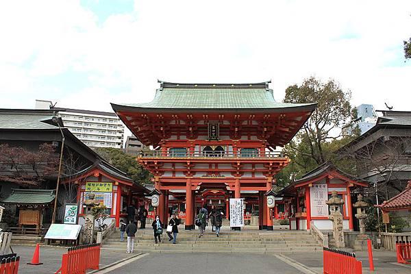 78.生田神社