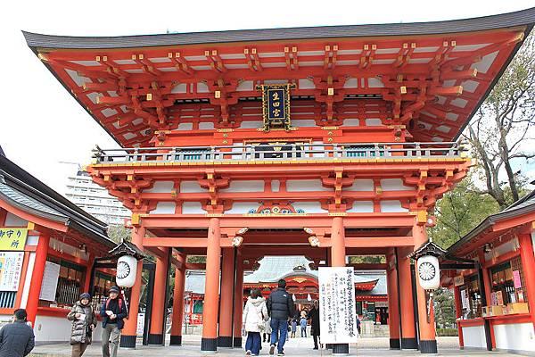 79.生田神社