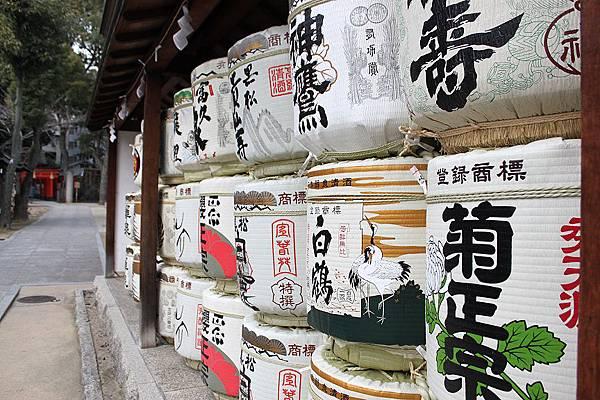 85.生田神社