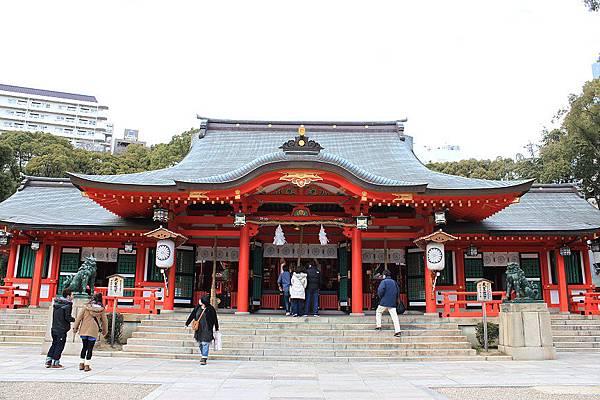 80.生田神社
