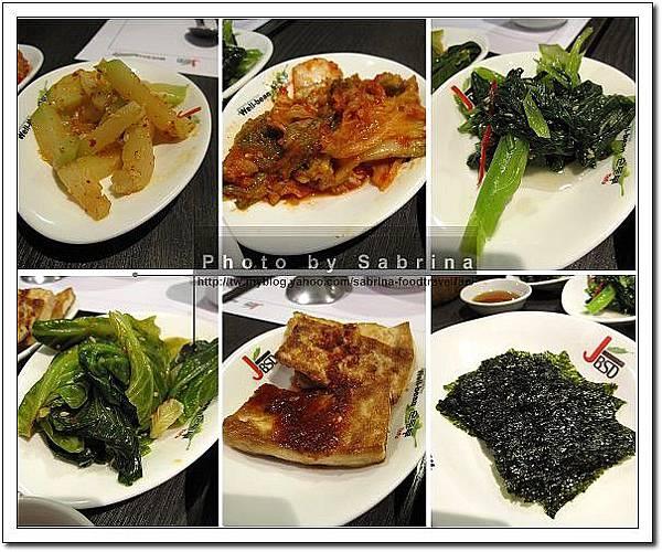 12.韓式小菜特寫