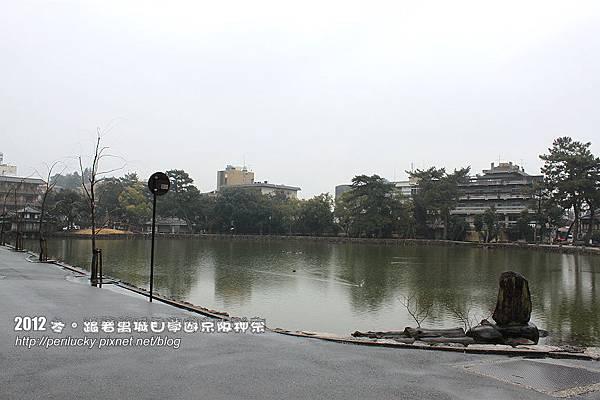 53.猿澤池