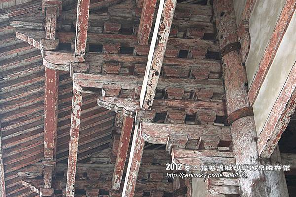 7.南大門建築結構特寫