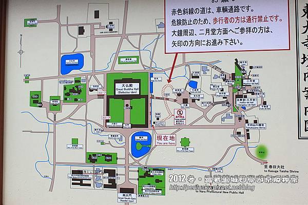 39.東大寺境內地圖